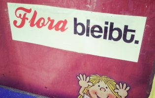 Clubkombinat Hamburg e.V. fordert: Flora bleibt!