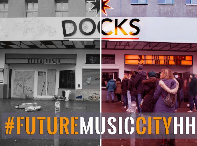 Petition FUTURE MUSIC CITY