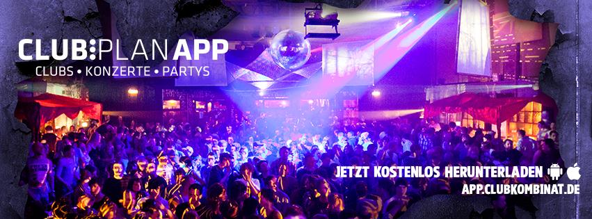 Clubplan App - Musik in Hamburg