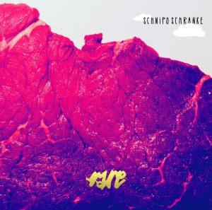 Schnipo Schranke Album Cover Rare