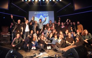 Livemusikszene feiert den 8. Hamburger Club Award