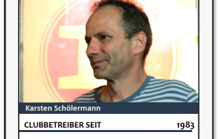Club-Asse: Karsten Schölermann // Knust