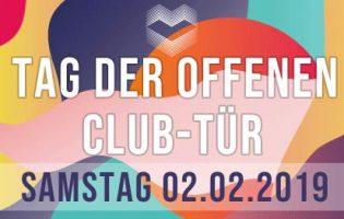 Tag der offenen Clubtür in Hamburg