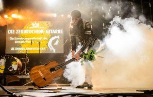 """Negativpreis """"Die zerbrochene Gitarre"""" geht an Investoren der Bernstorff 117, die gewachsene Kulturräume bedrohen"""