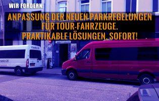 Parkraumbewirtschaftung erschwert den Betrieb für Musikclubs auf St. Pauli
