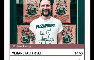 Club-Asse: Stefan Jonas // Booze Cruise Festival