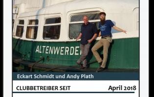 Club-Asse: Eckart Schmidt // MS Altenwerder