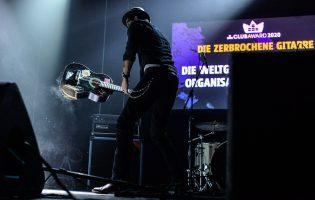 CLUB AWARD 2020 – Begründung zur Verleihung der zerbrochenen Gitarre an die Weltgesundheitsorganisation (WHO)