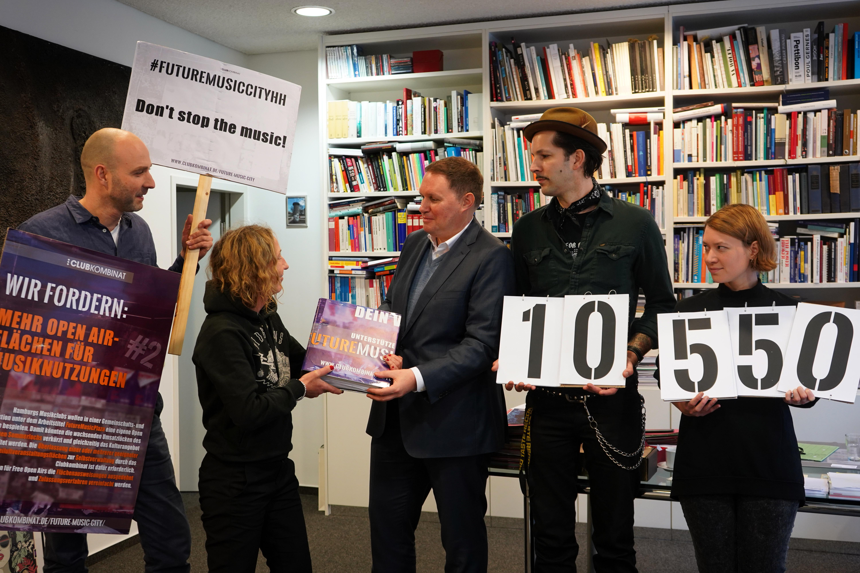 Clubkultur goes Bürgerschaftswahl 2020