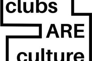 Pressemitteilung des Forums Clubkultur und Nachtleben