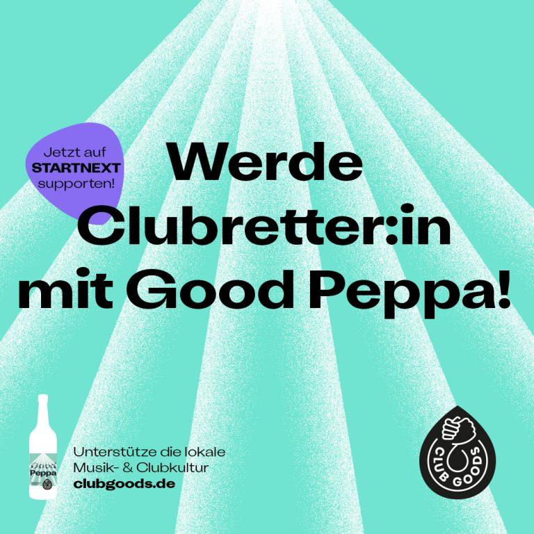 Club Goods - Good Peppa