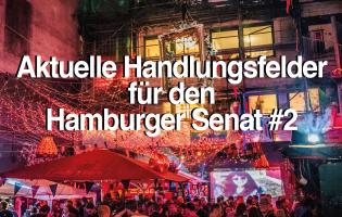 Aktuelle Handlungsfelder für den Hamburger Senat / #2